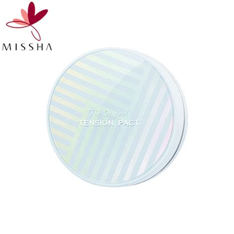 Missha The Original Tension Pact Tone Up Glow box korea missha the original tension pact tone up glow 14g best price and fast