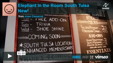 elephant in the room tulsa elephant in the room tulsa mens haircuts grooming lounge autos post