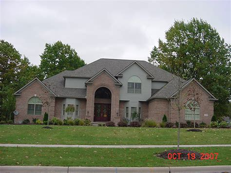 elite homes estate homes canton ohio american homes