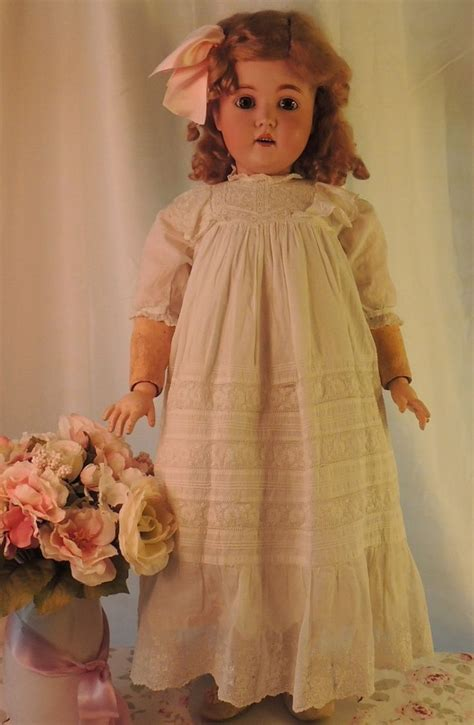 oldest bisque doll kestner 171 antique german bisque doll 31 quot large plaster