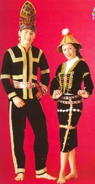 Baju Etnik Kedayan sabah pakaian tradisional kaum kaum di malaysia busana tradisional malaysia
