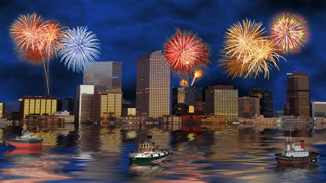 denver new years denver new year fireworks by frankief on deviantart