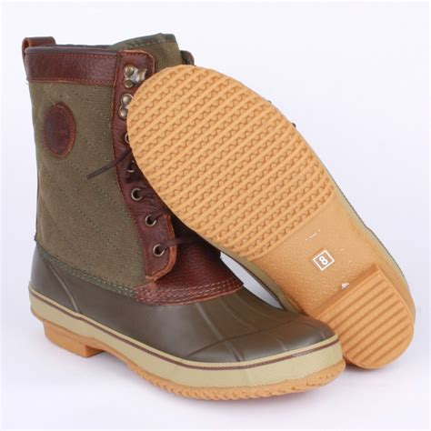 barbour mens boots barbour mens boots in brown olive