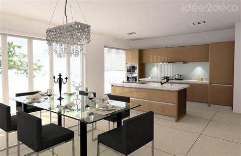 d馗o cuisine moderne d 233 co de salle 224 manger et cuisine moderne 224 tendance n 233 o