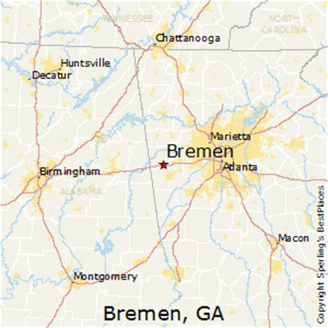 houses for sale bremen ga best places to live in bremen georgia