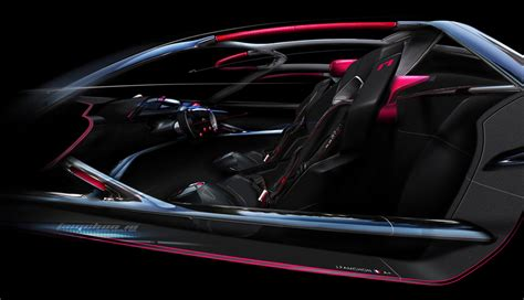 ds survolt interior carstrike the luxury car of citroen survolt concept