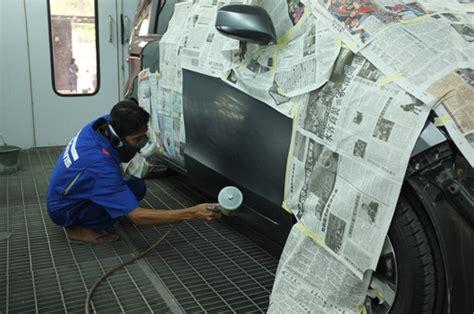 Cat Oven Bandung repair oven painting naripan motor