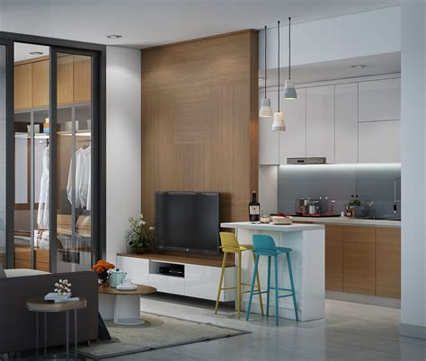 only appartments 5 stylish organized mini apartments