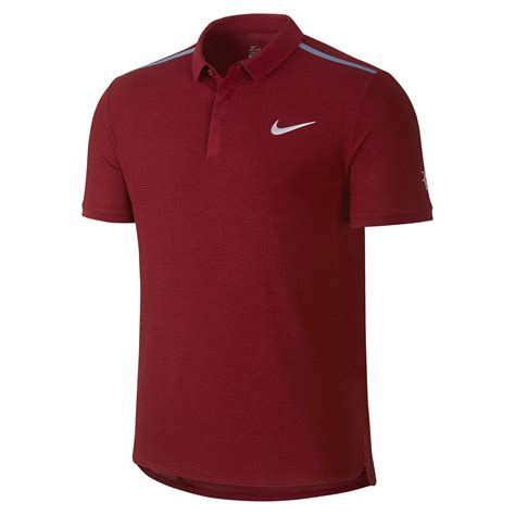 Polo Shirt Nike Kuning Tua Maroon roger federer s for monte carlo madrid and rome 2016 tennis