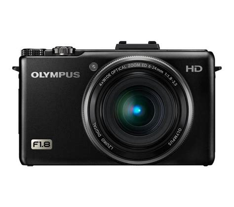 olympus compact buy olympus xz 1 compact black free delivery