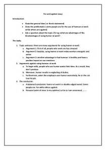Tips On Writing An Argumentative Essay by Tips For Argumentative Essay
