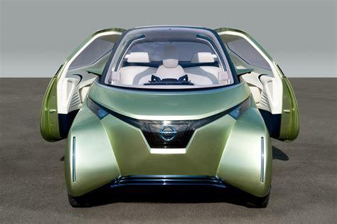 2011 nissan pivo 3 concept 2011 tokyo motor show