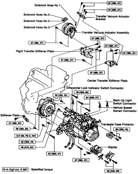 car manuals free online 2010 toyota rav4 transmission control repair guides manual transmission transmission removal installation autozone com