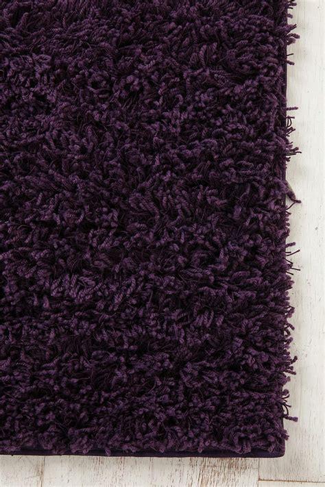 purple shag rug purple area rug rugs ideas