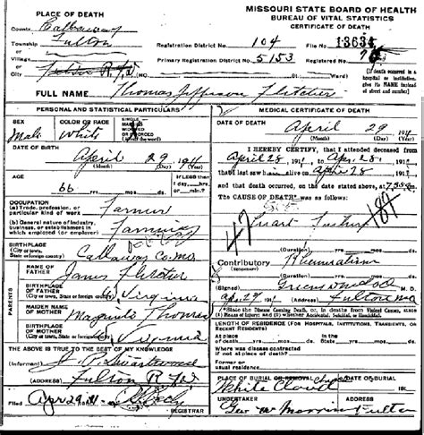 State Of Missouri Records State Of Missouri Records 187 Dailygram The
