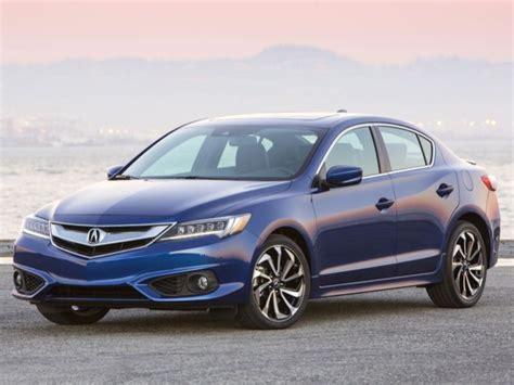 2017 acura ilx sport sedan is a millennial favorite