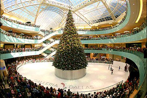 the dallas galleria christmas tree decoist
