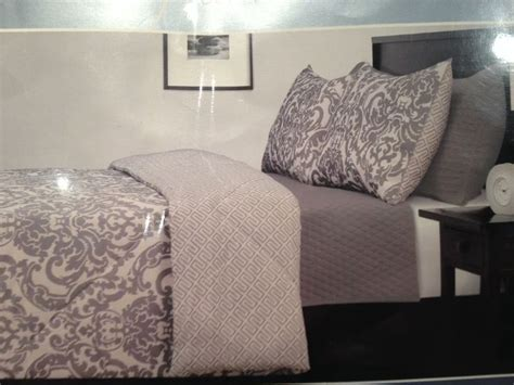 grey damask bedding set costco master bedroom