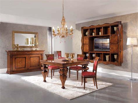 sala pranzo classica sala da pranzo classica parete sospesa pareti attrezzate