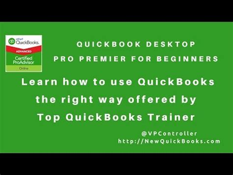 quickbooks tutorial for beginners 2015 quickbooks pro 2015 tutorial setting up the chart of a
