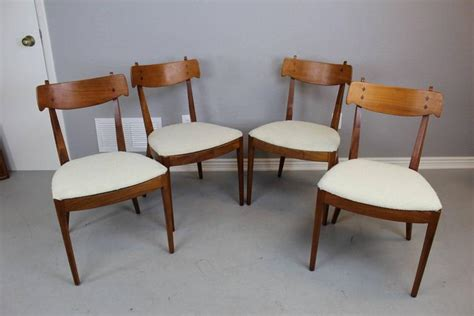 Drexel Dining Room Furniture Kipp Stewart Dining Table And Chairs For Drexel At 1stdibs
