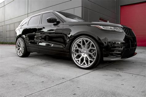 land rover velar custom range rover velar noveff 2 giovanna luxury wheels