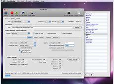 HandBrake für Mac - Download Silverlight Video Converter