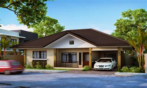 Bungalow House Plans With Basement And Garage Bungalow Front Porch With House Plans Bungalow House Plans With Garage Bungalow Plans With