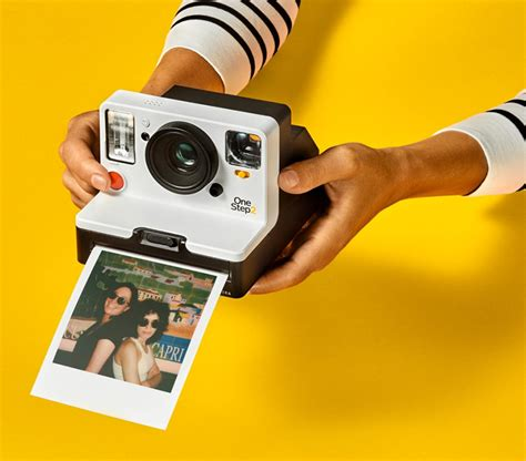 polaroid one step the impossible project brings back the polaroid one step