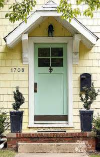 Light Green Front Door Mint Green Doors Front Door Freak