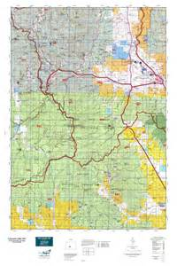 colorado gmu 561 map mytopo