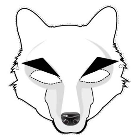 Masque De Tigre 224 Imprimer Gratuit Masque Loup Coloriage L