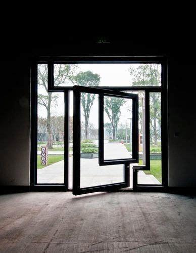 Exterior Door With Window That Opens Black Door Glass Front Doors Don T Be Afraid