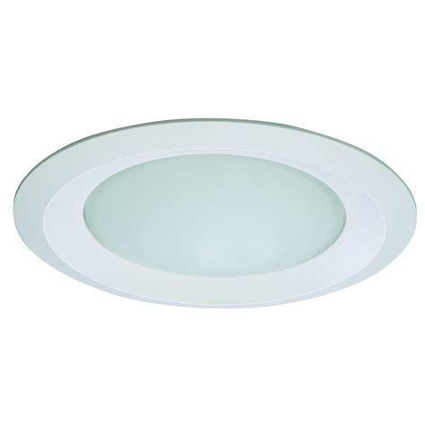 halo shower light trim halo e26 series 6 in white recessed ceiling light shower