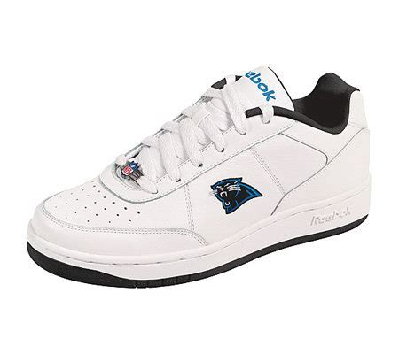 nike panthers shoes carolina panthers shoes reebok