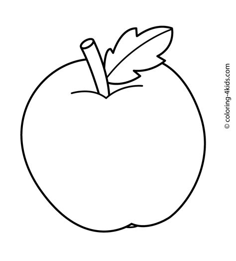 Simple Coloring Pages To Download And Print For Free Simple Colouring Pages