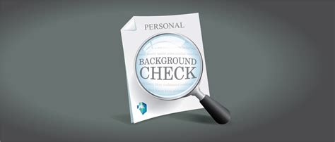 Checking Your Own Criminal Record Obtaining Your Own Criminal Background Check Or Proof Of Behavior In California