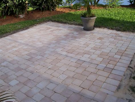 Ideas For Paver Patios Design Small Patio Designs With Pavers Home Design Ideas