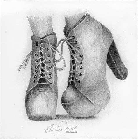 my shoes by cecilieausland on deviantart