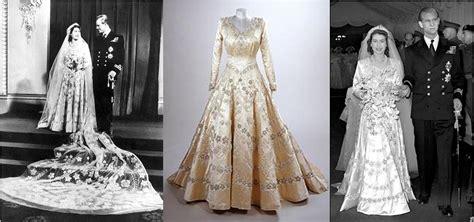 hochzeitskleid queen elizabeth the royal order of sartorial splendor wedding wednesday