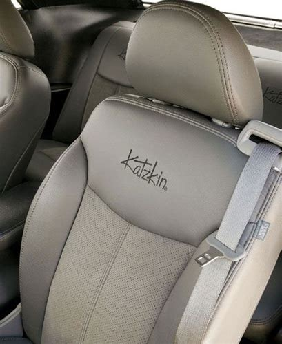 Katzkins Leather Upholstery by Buick Park Avenue Katzkin Leather Seat Upholstery Kit