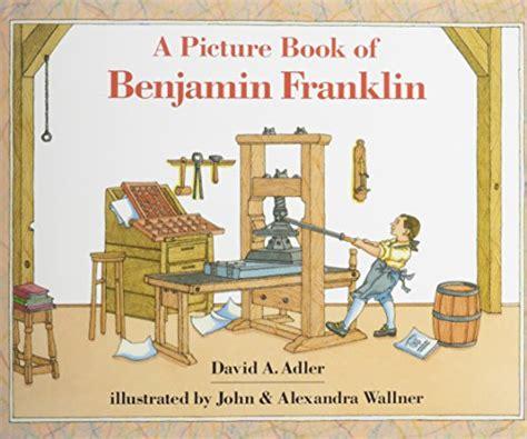 biography of benjamin franklin the scientist results for david adler