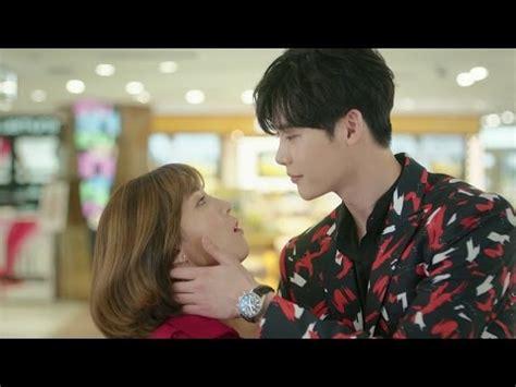 film lee jong suk youtube lotte duty free 7 first kisses eng lee jong suk ending