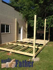 diy deck building physical fitness day 9 handy