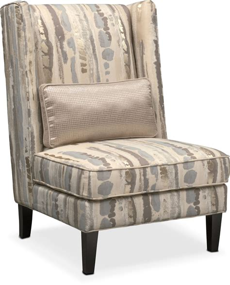 Accents Chairs - limelight accent chair platinum value city furniture