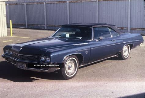 2 Door Buick by 1972 Buick Lesabre Custom Convertible 2 Door 5 7l