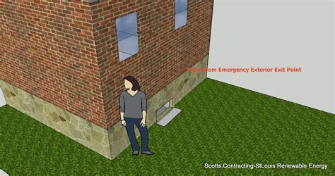 safe room design stlouis renewable energy tornado safe room design