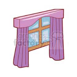 window with curtains clipart curtain clipart 59