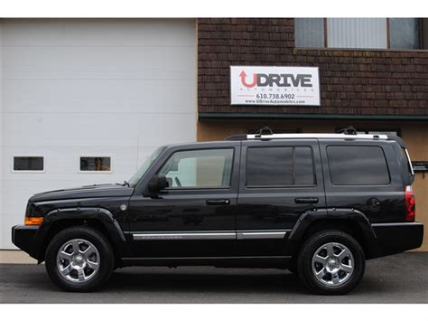 all car manuals free 2008 jeep commander lane departure warning 2008 jeep commander limited