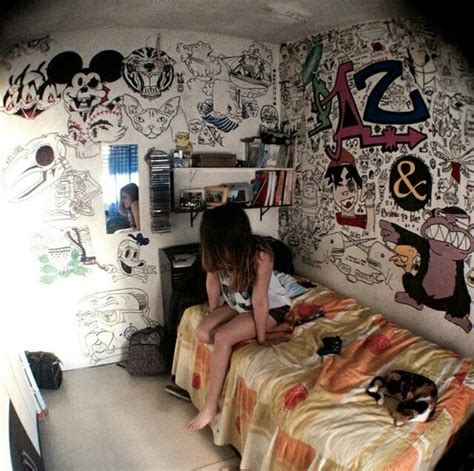 small bedroom ideas for teenage boys punk rock bedroom bed bedroom dark emo grunge happy hipster pastel